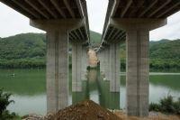 广乐高速英德连江口大桥