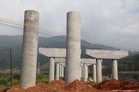 二广高速连山永丰湾岛大桥一