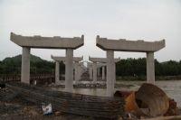 二广高速西岸东陂河大桥